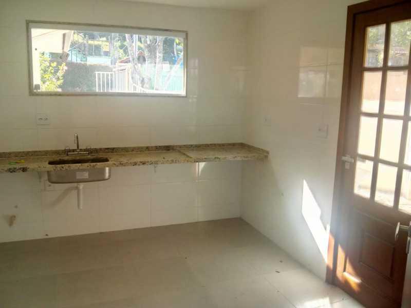 cozinha - Casa em Condominio À Venda - Pechincha - Rio de Janeiro - RJ - FRCN30156 - 15