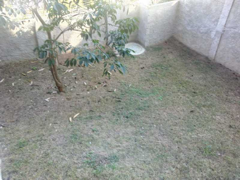 quintal casa 1 - Casa em Condominio À Venda - Pechincha - Rio de Janeiro - RJ - FRCN30156 - 19