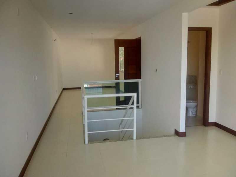 sala  - Casa em Condominio À Venda - Pechincha - Rio de Janeiro - RJ - FRCN30156 - 8