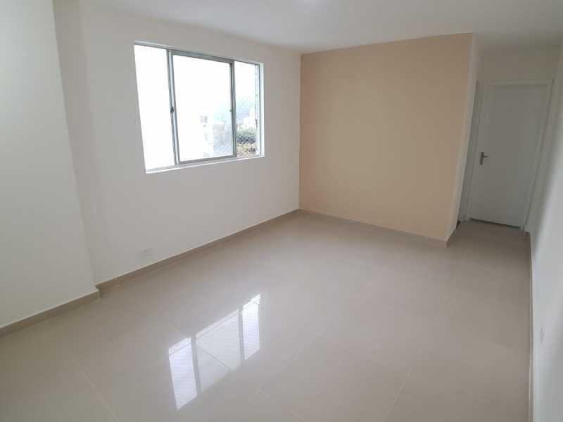 1 - SALA. - Apartamento À Venda - Vargem Pequena - Rio de Janeiro - RJ - FRAP10090 - 1