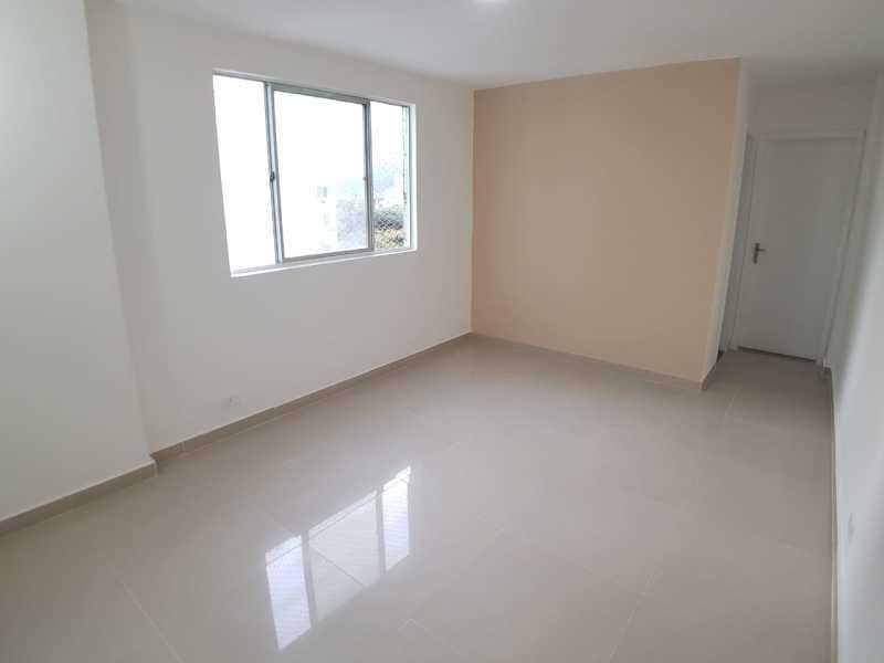 2 - SALA. - Apartamento À Venda - Vargem Pequena - Rio de Janeiro - RJ - FRAP10090 - 3