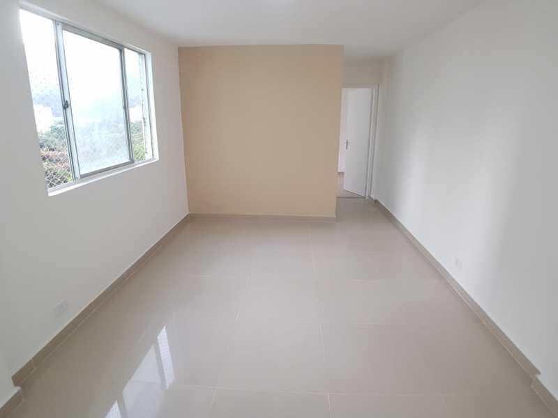 3 - SALA. - Apartamento À Venda - Vargem Pequena - Rio de Janeiro - RJ - FRAP10090 - 4