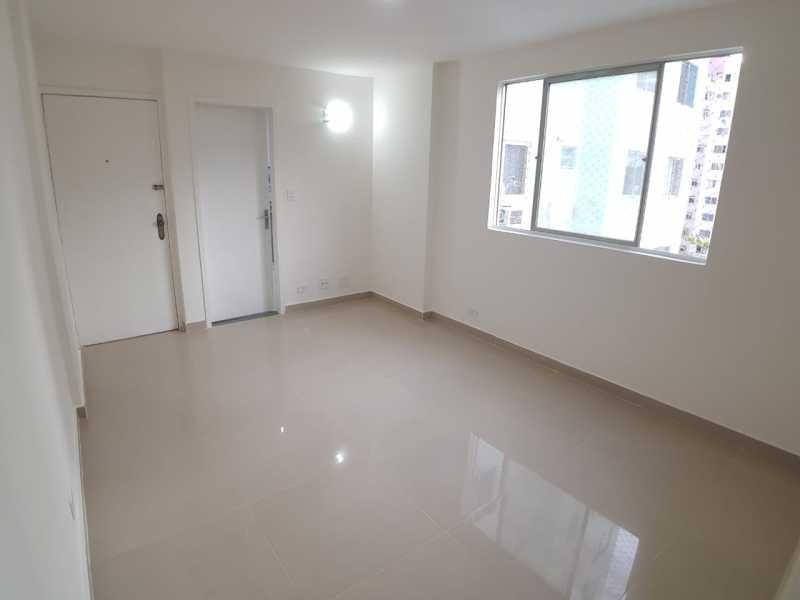 4 - SALA. - Apartamento À Venda - Vargem Pequena - Rio de Janeiro - RJ - FRAP10090 - 5