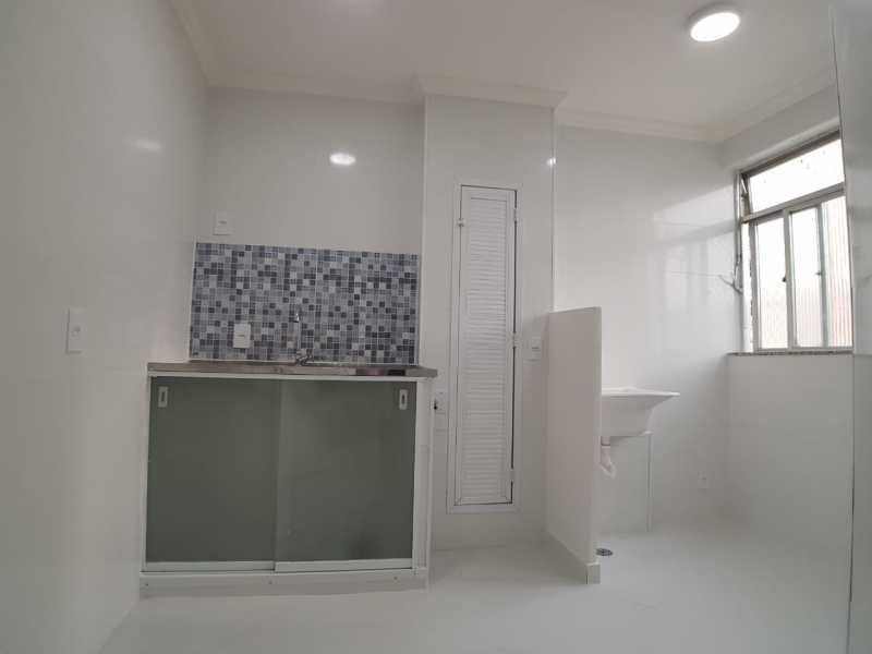 11 - COZINHA e ÁREA DE SERVI? - Apartamento À Venda - Vargem Pequena - Rio de Janeiro - RJ - FRAP10090 - 12