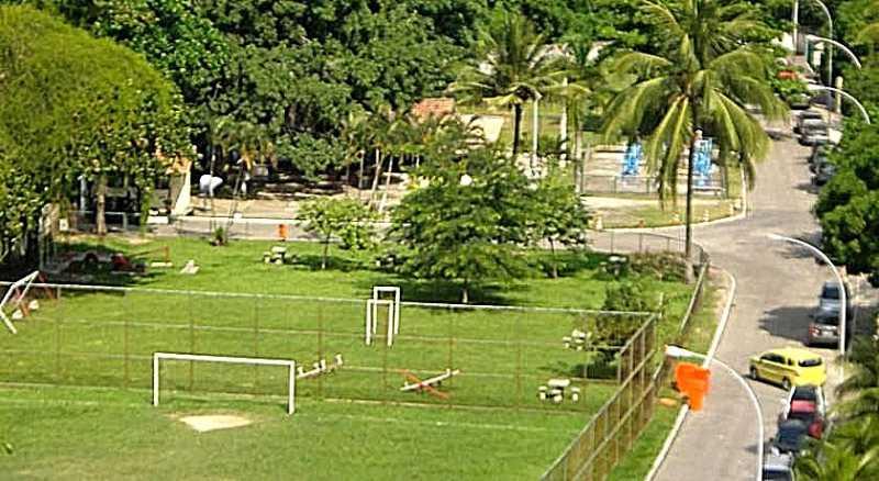 14 - CAMPO DE FUTEBOL. - Apartamento À Venda - Vargem Pequena - Rio de Janeiro - RJ - FRAP10090 - 15