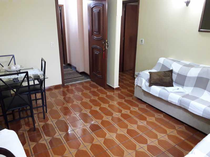 2 - Casa de Vila 4 quartos à venda Piedade, Rio de Janeiro - R$ 300.000 - MECV40017 - 3