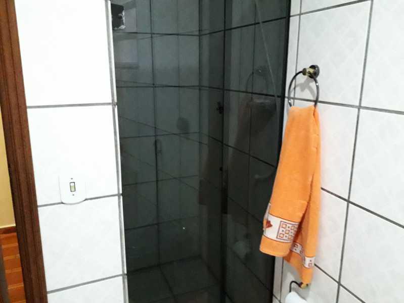 6 - Casa de Vila 4 quartos à venda Piedade, Rio de Janeiro - R$ 300.000 - MECV40017 - 10