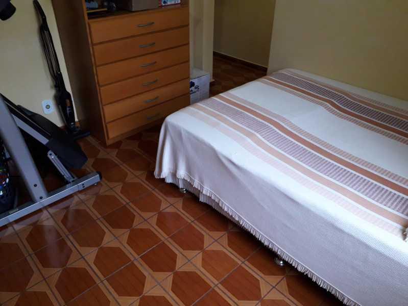 8 - Casa de Vila 4 quartos à venda Piedade, Rio de Janeiro - R$ 300.000 - MECV40017 - 8