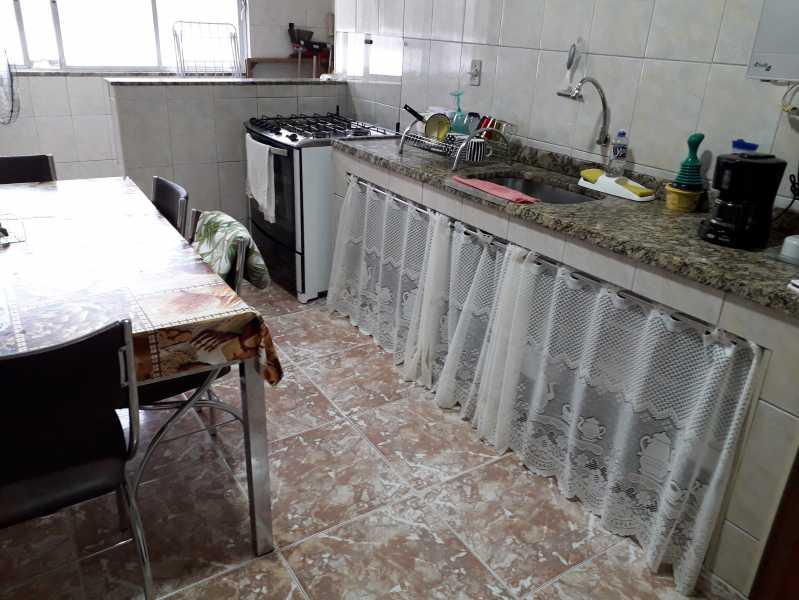 12 - Casa de Vila 4 quartos à venda Piedade, Rio de Janeiro - R$ 300.000 - MECV40017 - 14