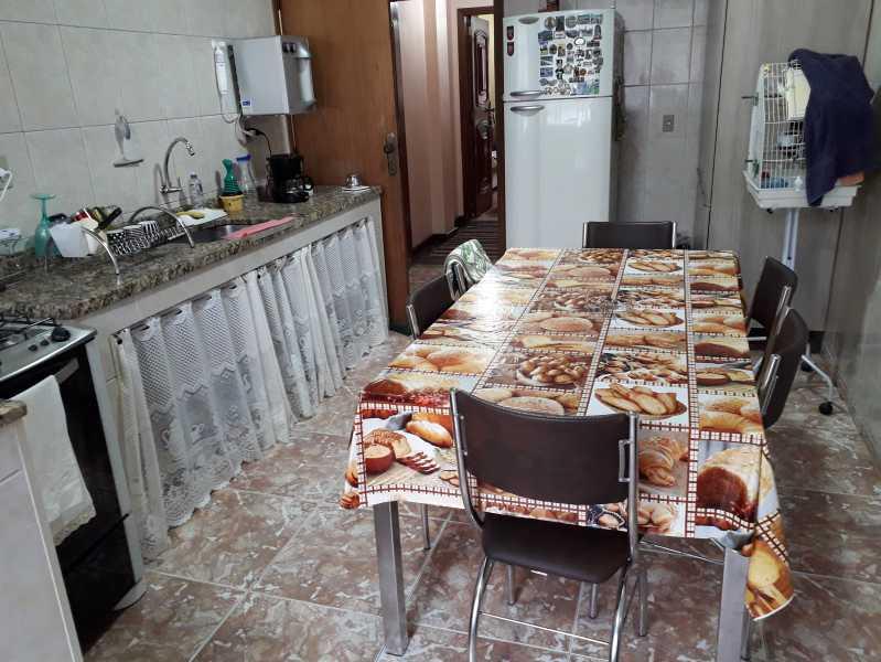 13 - Casa de Vila 4 quartos à venda Piedade, Rio de Janeiro - R$ 300.000 - MECV40017 - 15