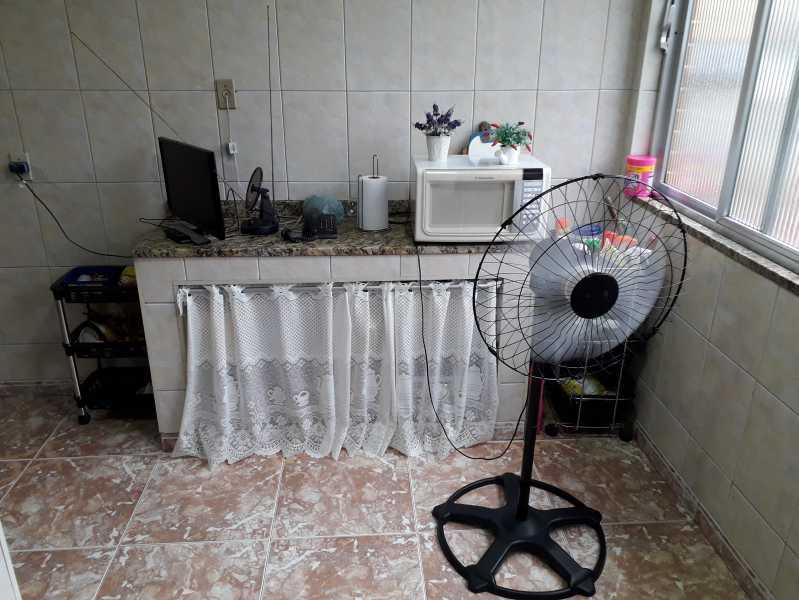 15 - Casa de Vila Piedade,Rio de Janeiro,RJ À Venda,4 Quartos,140m² - MECV40017 - 17