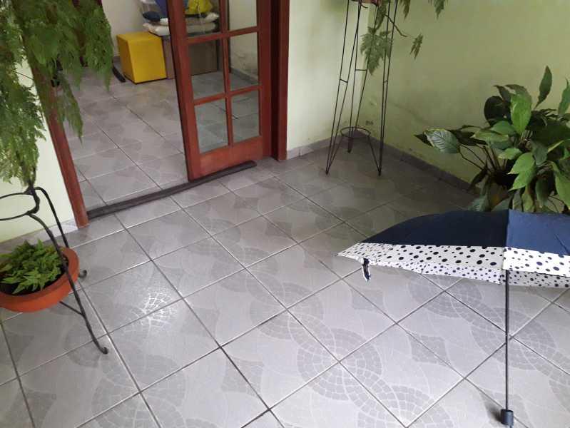 17 - Casa de Vila 4 quartos à venda Piedade, Rio de Janeiro - R$ 300.000 - MECV40017 - 4