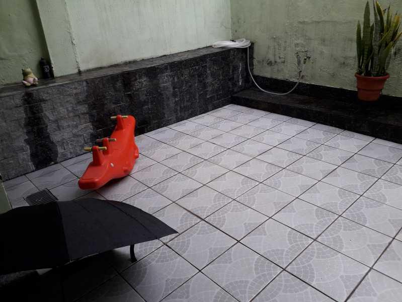 19 - Casa de Vila 4 quartos à venda Piedade, Rio de Janeiro - R$ 300.000 - MECV40017 - 19