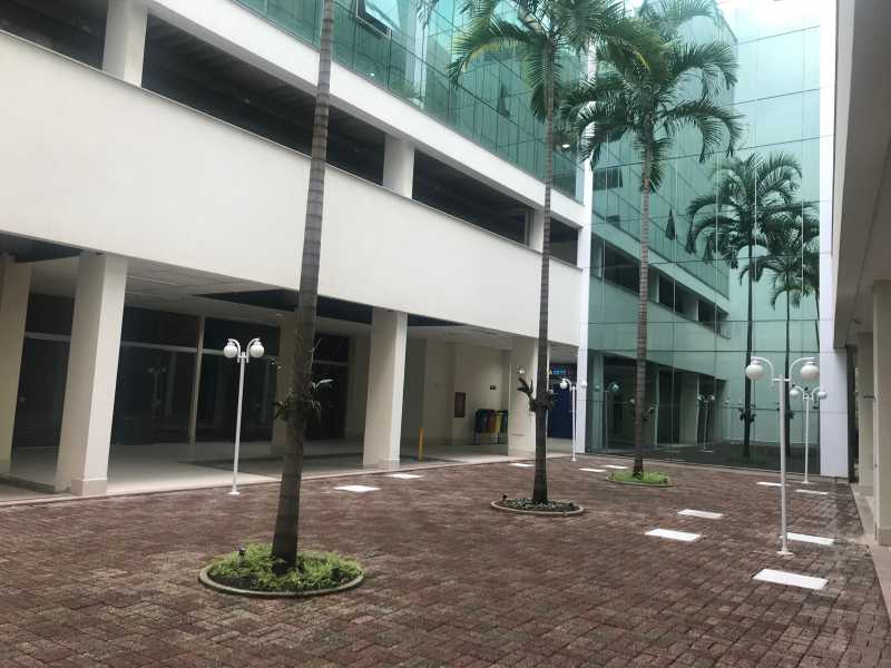 04 - Sala Comercial Para Venda ou Aluguel - Pechincha - Rio de Janeiro - RJ - FRSL00119 - 5