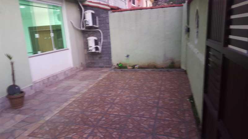 20190817_174923 - Casa em Condomínio 3 quartos para venda e aluguel Taquara, Rio de Janeiro - R$ 570.000 - FRCN30166 - 3