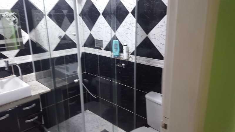 20190817_175220 - Casa em Condomínio 3 quartos para venda e aluguel Taquara, Rio de Janeiro - R$ 570.000 - FRCN30166 - 14