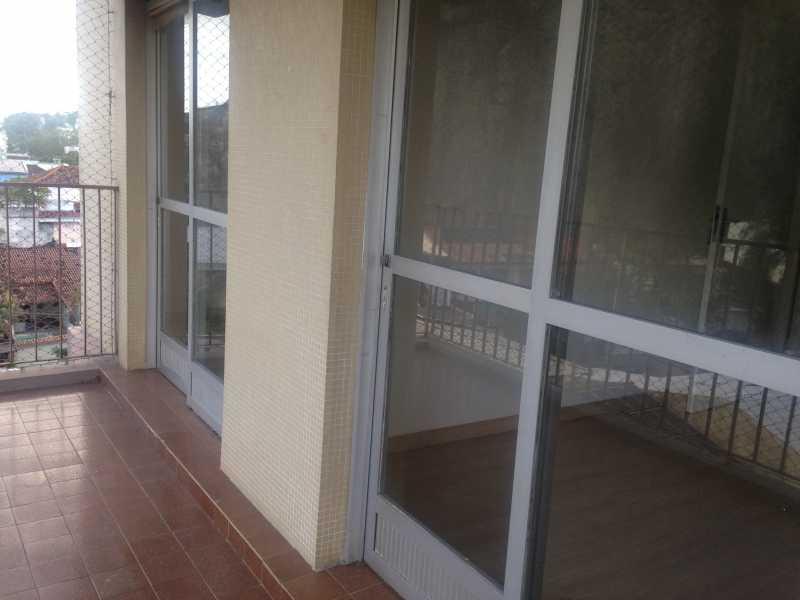 IMG-3482 - Apartamento Para Alugar - Pechincha - Rio de Janeiro - RJ - FRAP21405 - 12
