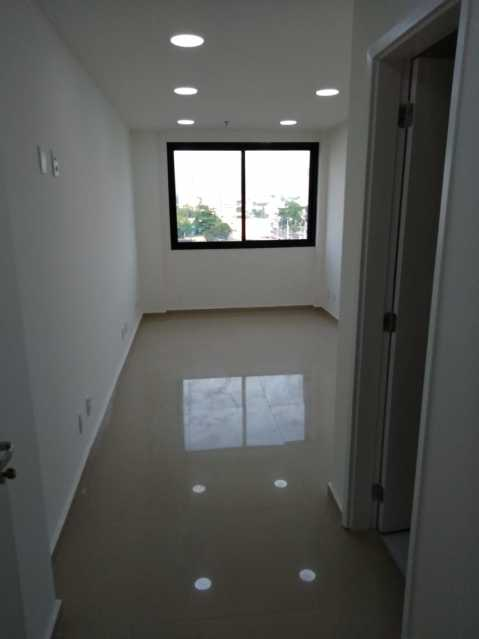 1. - Sala Comercial 18m² para alugar Tanque, Rio de Janeiro - R$ 300 - FRSL00120 - 1