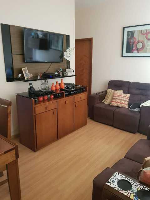 2 - sala - Apartamento À Venda - Méier - Rio de Janeiro - RJ - MEAP20940 - 1