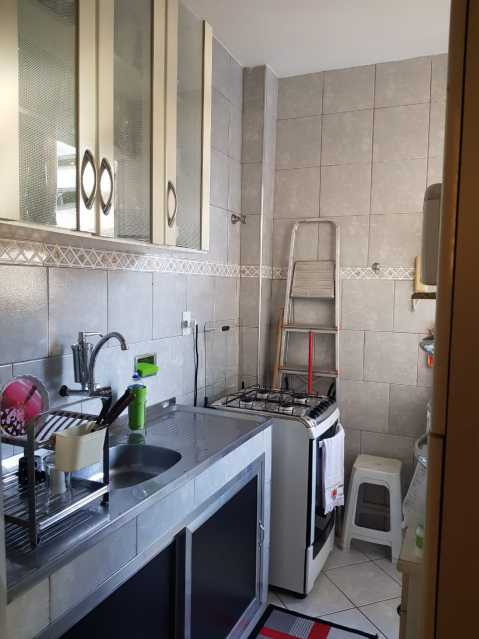 7 - cozinha - Apartamento À Venda - Méier - Rio de Janeiro - RJ - MEAP20940 - 8