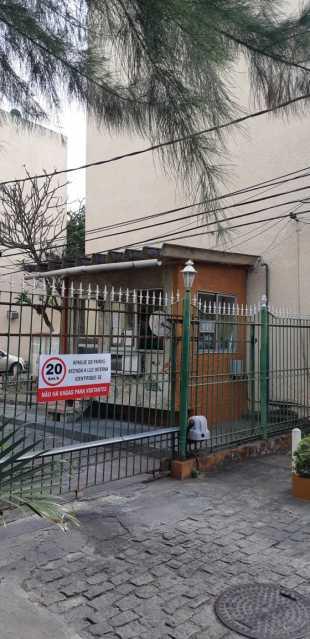 8 - entrada do condomínio. - Apartamento À Venda - Méier - Rio de Janeiro - RJ - MEAP20940 - 9