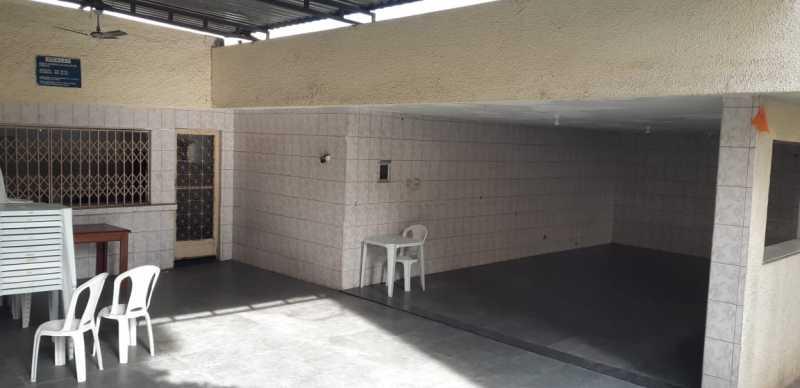 9 - salão de festas. - Apartamento À Venda - Méier - Rio de Janeiro - RJ - MEAP20940 - 10