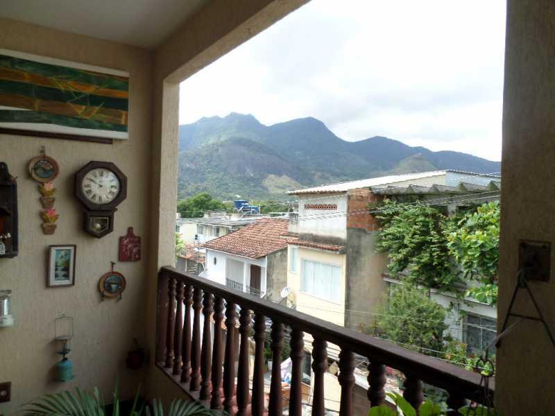 3 - Casa em Condomínio 5 quartos à venda Anil, Rio de Janeiro - R$ 780.000 - FRCN50026 - 4