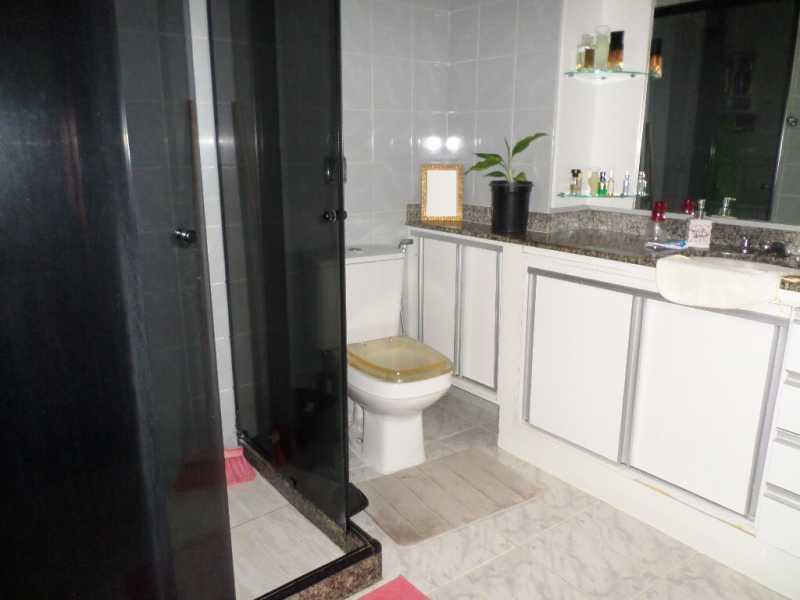 16 - Casa em Condomínio 5 quartos à venda Anil, Rio de Janeiro - R$ 780.000 - FRCN50026 - 17