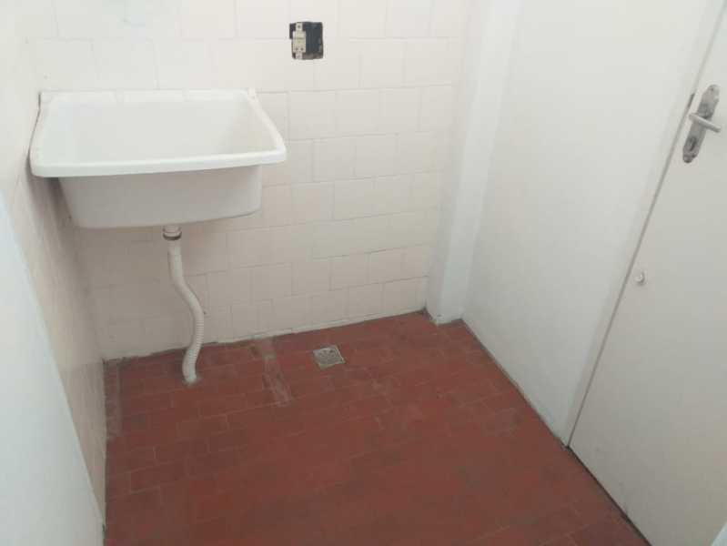 16 - ÁREA DE SERVIÇO. - Apartamento À Venda - Méier - Rio de Janeiro - RJ - MEAP20944 - 18