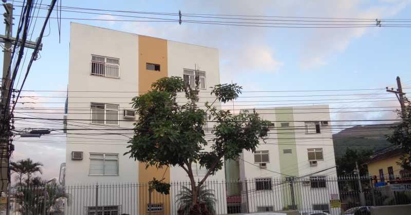 joquim meier - Apartamento Méier,Rio de Janeiro,RJ À Venda,2 Quartos,46m² - MEAP20944 - 1