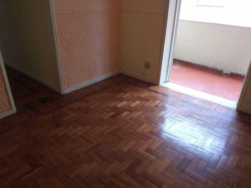 5 - sala. - Apartamento 2 quartos à venda Engenho de Dentro, Rio de Janeiro - R$ 219.000 - MEAP20945 - 1