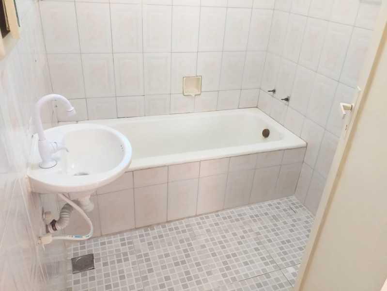 13 - banheiro social. - Apartamento 2 quartos à venda Engenho de Dentro, Rio de Janeiro - R$ 219.000 - MEAP20945 - 14