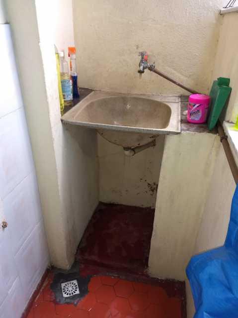 19 - área de serviço. - Apartamento 2 quartos à venda Engenho de Dentro, Rio de Janeiro - R$ 219.000 - MEAP20945 - 20
