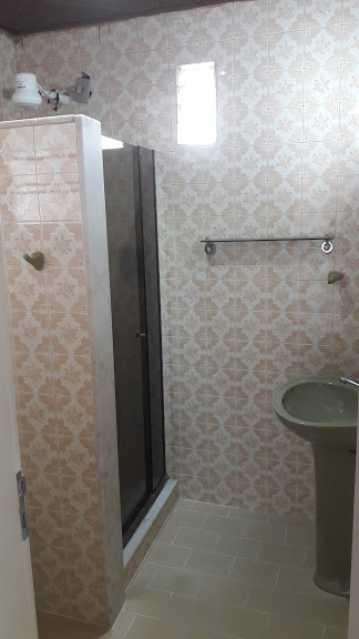 BANHEIRO SOCIAL - Apartamento Tanque,Rio de Janeiro,RJ Para Alugar,2 Quartos,70m² - FRAP21419 - 7