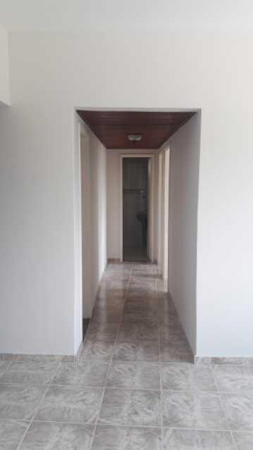 CORREDOR - Apartamento Tanque,Rio de Janeiro,RJ Para Alugar,2 Quartos,70m² - FRAP21419 - 6