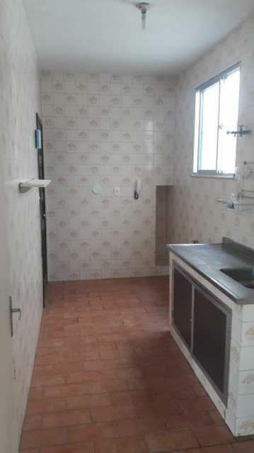 COZINHA 1 - Apartamento Tanque,Rio de Janeiro,RJ Para Alugar,2 Quartos,70m² - FRAP21419 - 8