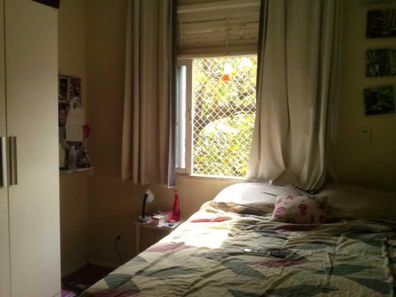 CAM01507 - Apartamento 2 quartos à venda Engenho de Dentro, Rio de Janeiro - R$ 249.000 - MEAP20948 - 6