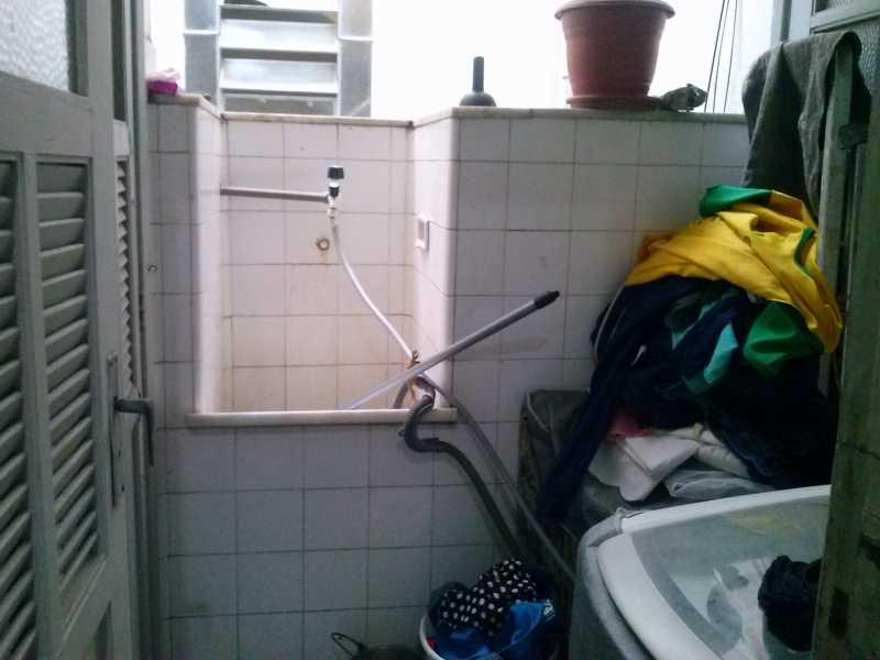 CAM01516 - Apartamento 2 quartos à venda Engenho de Dentro, Rio de Janeiro - R$ 249.000 - MEAP20948 - 17