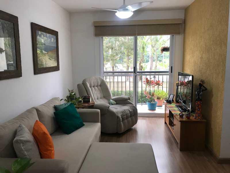 02 - Apartamento Jacarepaguá,Rio de Janeiro,RJ À Venda,3 Quartos,67m² - FRAP30578 - 3