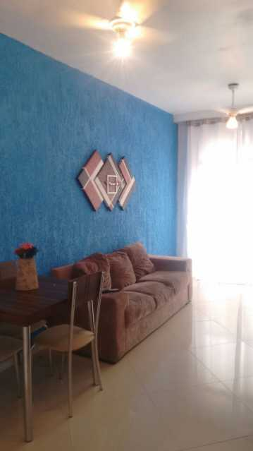 3 - SALA. - Apartamento Lins de Vasconcelos,Rio de Janeiro,RJ À Venda,2 Quartos,53m² - MEAP20950 - 1