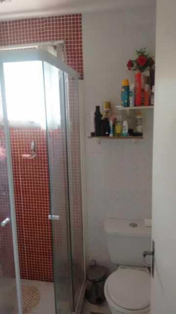 10 - BANHEIRO SOCIAL. - Apartamento Lins de Vasconcelos,Rio de Janeiro,RJ À Venda,2 Quartos,53m² - MEAP20950 - 11
