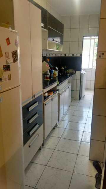 12 - COZINHA. - Apartamento Lins de Vasconcelos,Rio de Janeiro,RJ À Venda,2 Quartos,53m² - MEAP20950 - 14