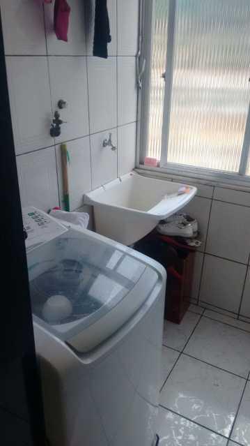 13 - ÁREA DE SERVIÇO. - Apartamento Lins de Vasconcelos,Rio de Janeiro,RJ À Venda,2 Quartos,53m² - MEAP20950 - 15