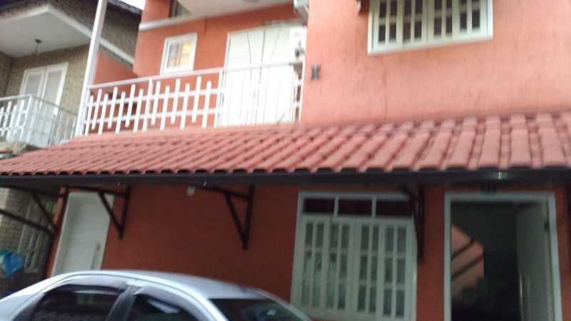 001 - Casa de Vila À Venda - Jacarepaguá - Rio de Janeiro - RJ - FRCV20020 - 1