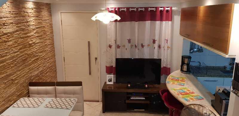 002 - Casa de Vila À Venda - Jacarepaguá - Rio de Janeiro - RJ - FRCV20020 - 3