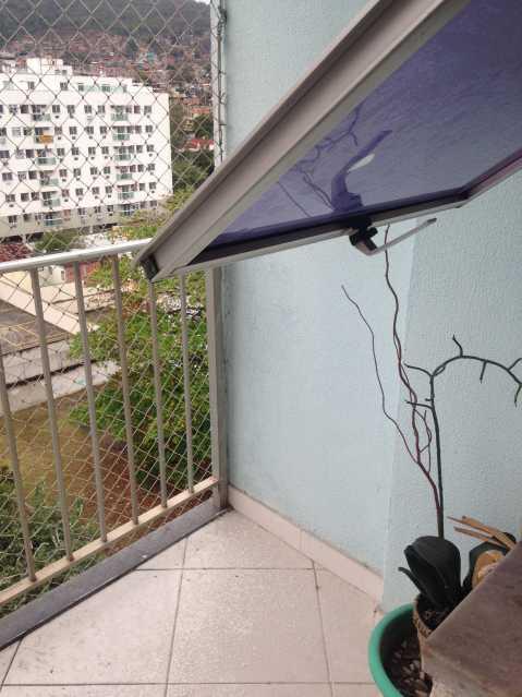 IMG-3404 - Cobertura 2 quartos à venda Praça Seca, Rio de Janeiro - R$ 320.000 - FRCO20051 - 17