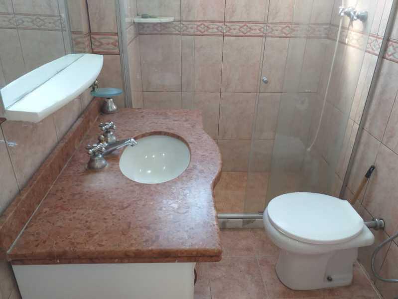 10 - BANHEIRO SOCIAL. - Apartamento Engenho Novo,Rio de Janeiro,RJ À Venda,2 Quartos,60m² - MEAP20955 - 12
