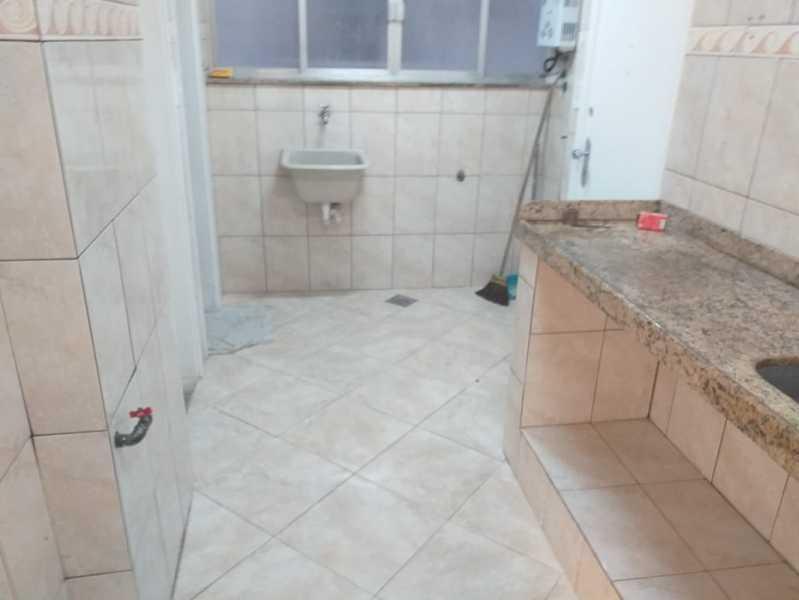 14 - COZINHA. - Apartamento Engenho Novo,Rio de Janeiro,RJ À Venda,2 Quartos,60m² - MEAP20955 - 16