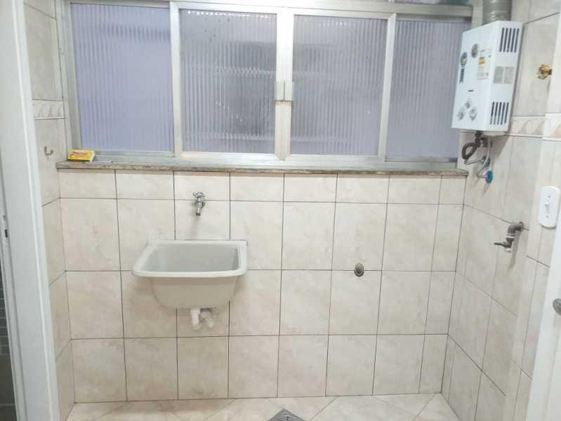 17 - ÁREA DE SERVIÇO. - Apartamento Engenho Novo,Rio de Janeiro,RJ À Venda,2 Quartos,60m² - MEAP20955 - 19