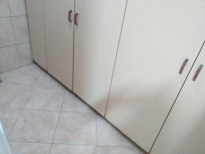 18 - DEPENDENCIA. - Apartamento Engenho Novo,Rio de Janeiro,RJ À Venda,2 Quartos,60m² - MEAP20955 - 20